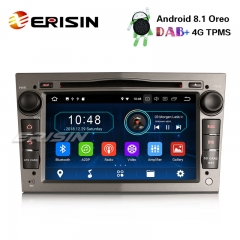 "Erisin ES3960PG 7"" Android 8.1 voiture stéréo DAB + GPS DVR SWC pour Opel Vauxhall Corsa Zafira Astra Signum Meriva"