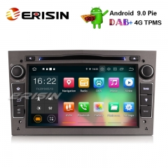 "Erisin ES7960PG 7"" Android 9.0 Opel Opel Vextra Astra Corsa Stéréo Auto DVD DAB + GPS Wifi OBD"